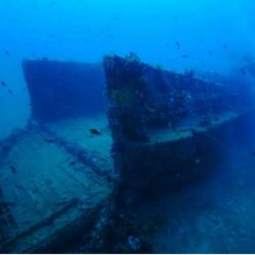 Leros Island, 1943: The underwater museum of WW2 aircraft wrecks and shipwrecks
