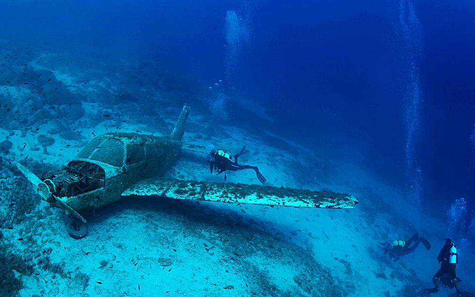 Wreck Diving In Greece Top 10 Wrecks You Should Dive