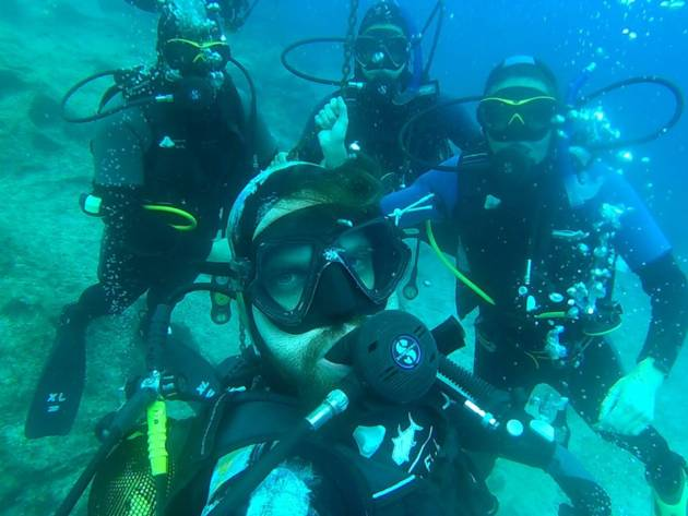 5 REASONS DIVERS HAVE MORE FUN THAN THE LANDLUBBER