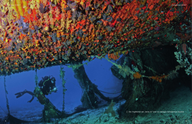 Diving Europe – Article for Leros