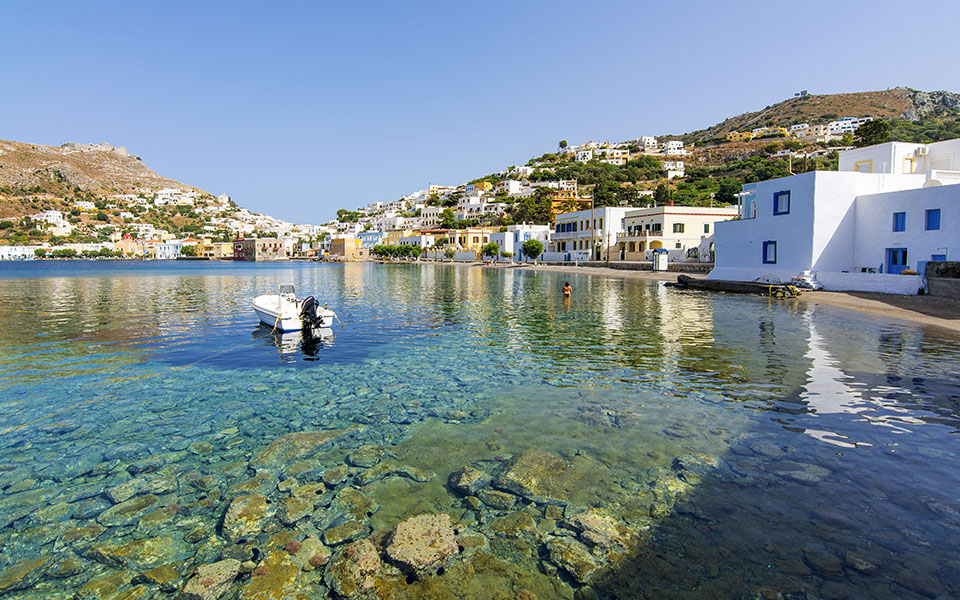 "Leros: ""Time has Frozen in its Waters"" , by Kostas Kouvas"