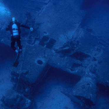 Organized diving released in 91 shipwrecks in Greece – 8 of them in Leros