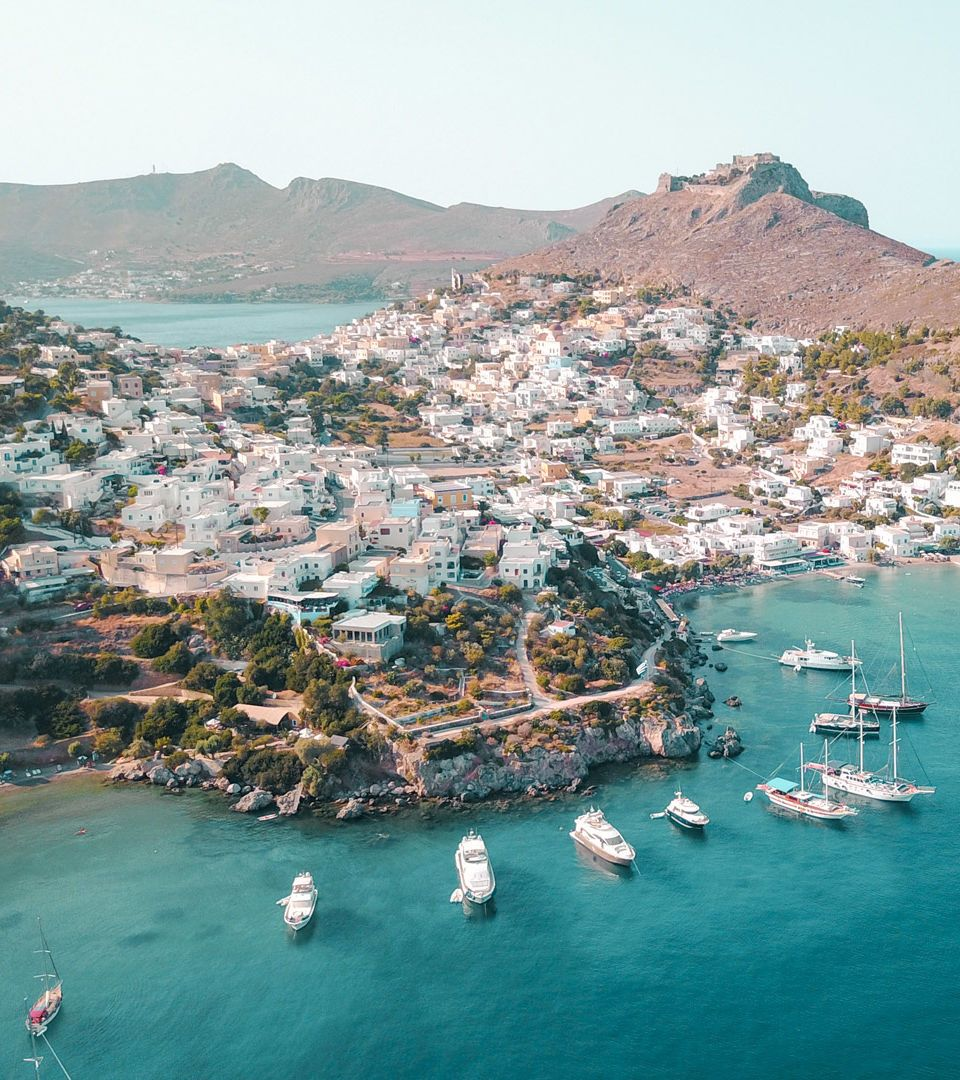 12 Reasons to visit  Leros