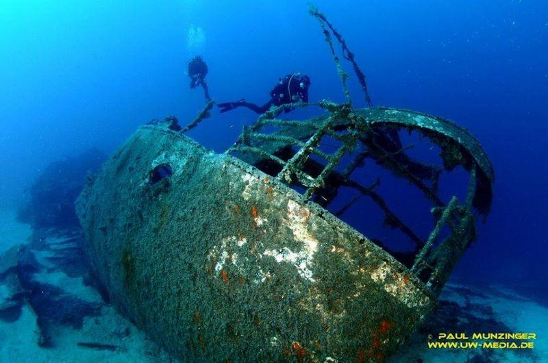 Tauchen auf Leros mit dem Hydrovius Diving Center